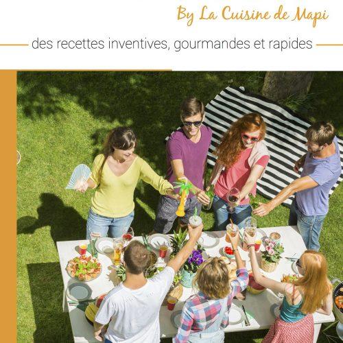 Le livre de recette des Buffets d'été