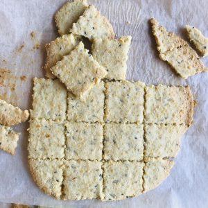 Crackers Apéro Kéto !